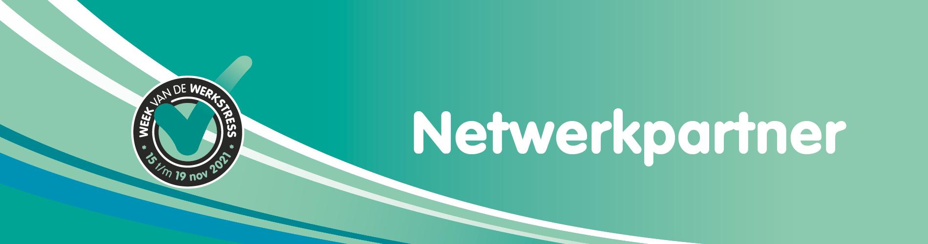 Logo: NPDI is netwerkpartner van Week van de Stress van 15 tot en met 19 november 2021